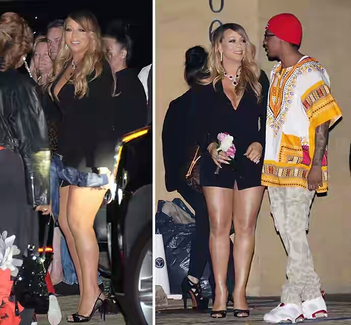 It's Like Mariah Carey & Nick Cannon Are Never Divorced
