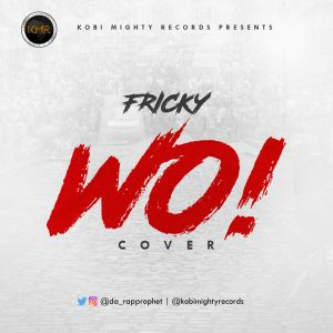 Fricky-Artwork-300x300 Music: Fricky - Wo! (Cover) Music