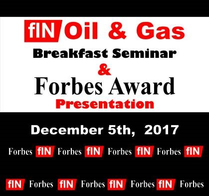 IMG-20171202-WA0019 FIN Oil And Gas Seminar And Forbes Award On The 5th Of December At Jumeirah Carlton Tower, London news