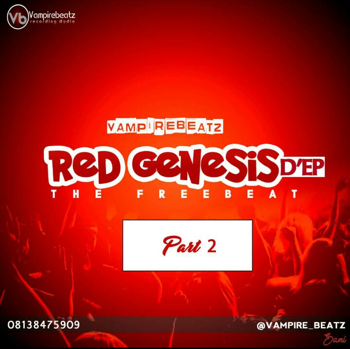Free Beat: Vampire Beatz – Red Genesis (Part 2)