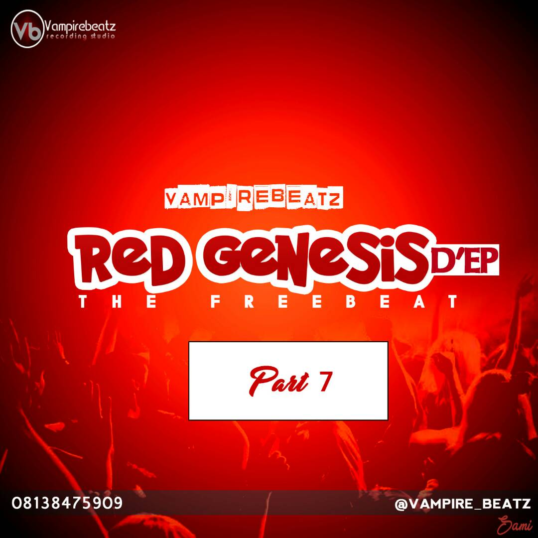 FREE BEAT: Vampire Beatz – Red Genesis Part 7 (Soft)