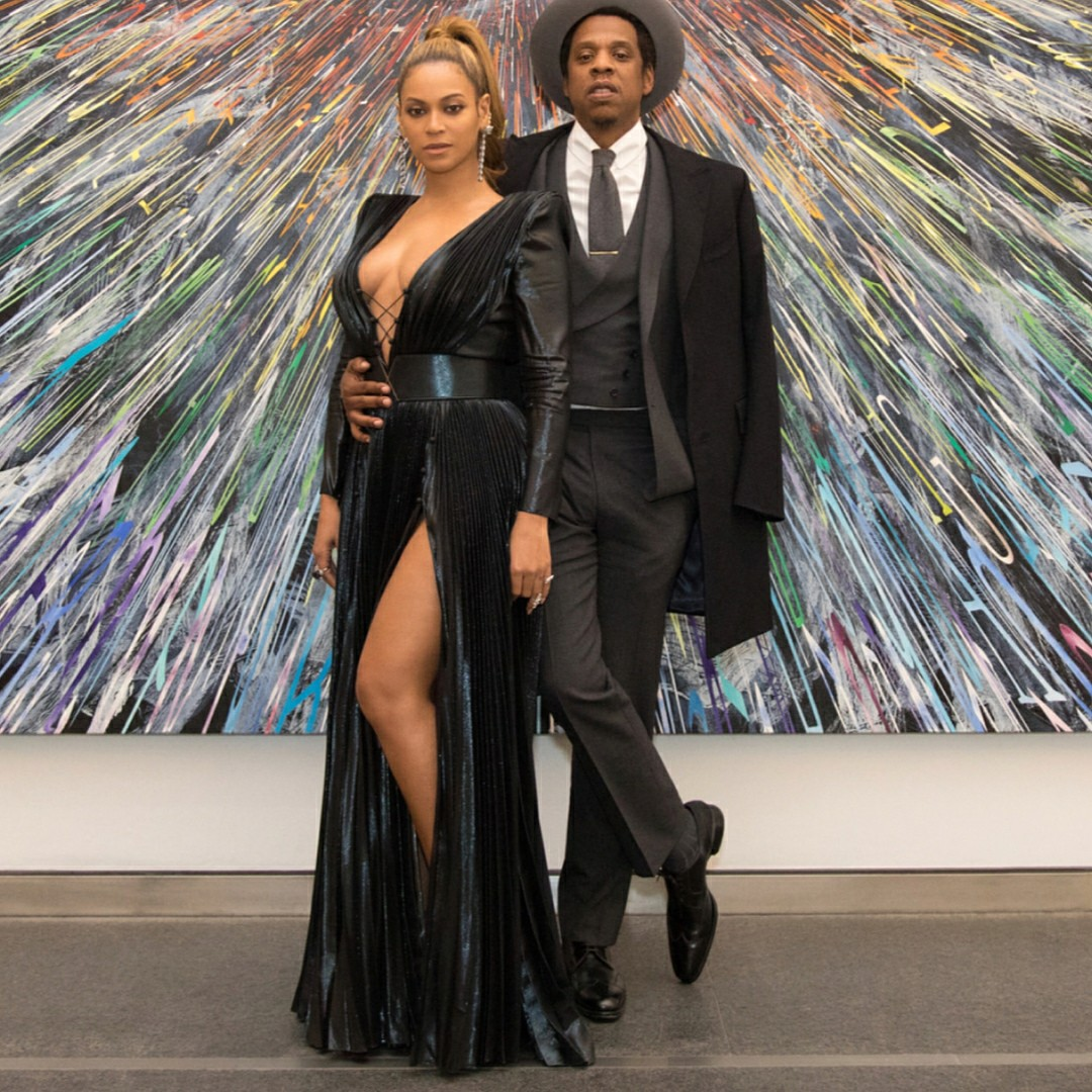 #Beyonce Gets Over 1million Likes in Just 27 Minutes On Photo of Herself And Jay-Z (Photo)