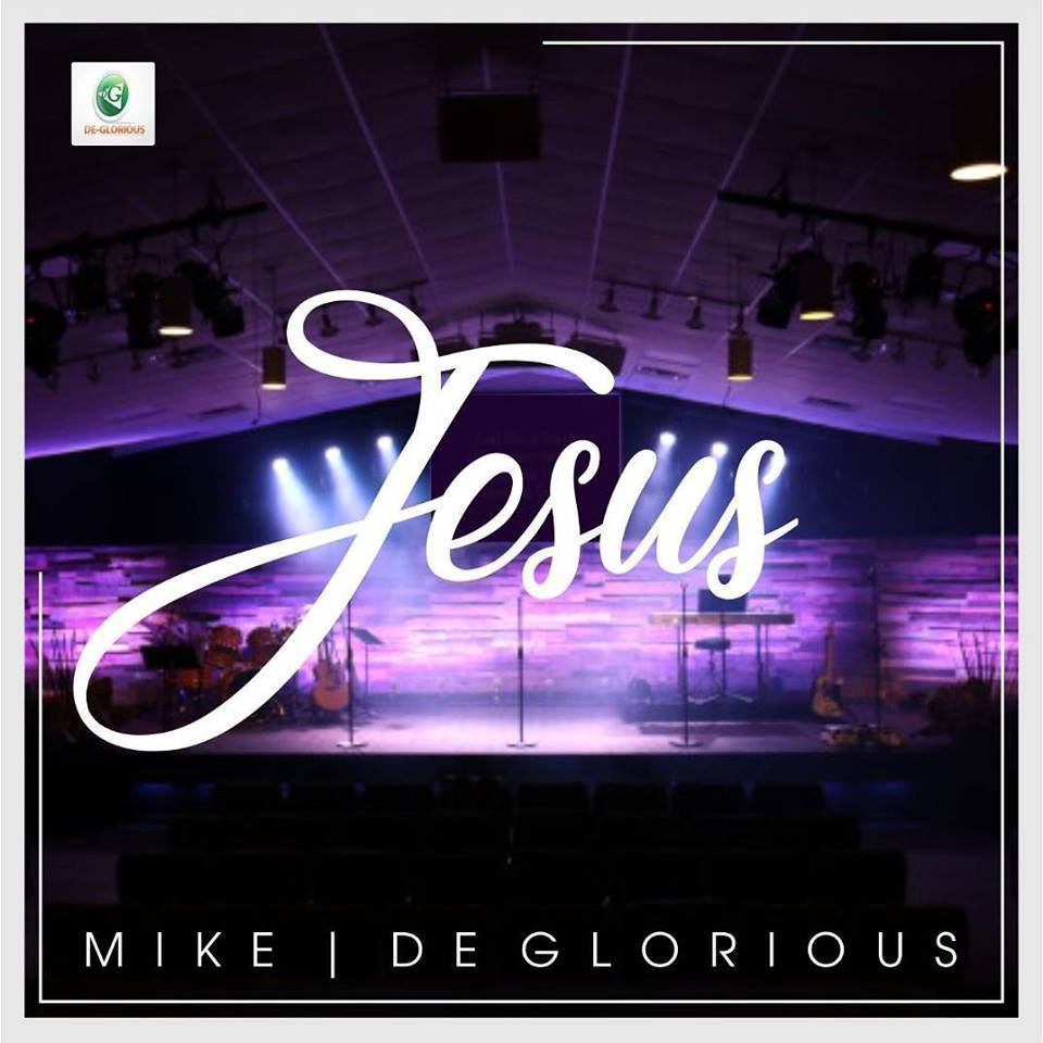 jesus-art Video: Mike & Deglorious - Jesus video