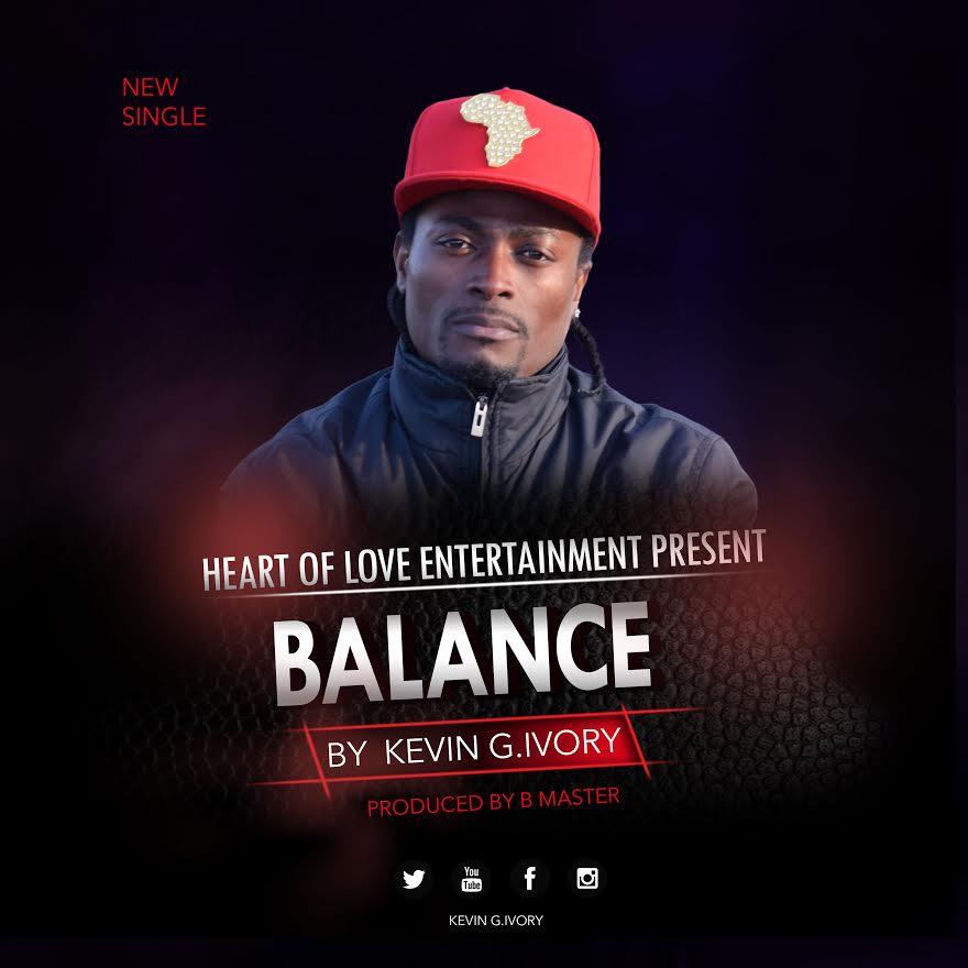 Kevin-G-Ivory-Balance Music: Kevin G Ivory - Balance Music