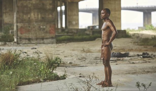 VIDEO: Brymo Defends Going Nude in His Music Video