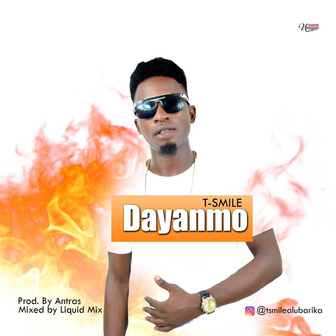 T-Smile - Dayanmo (Prod. by Antras)