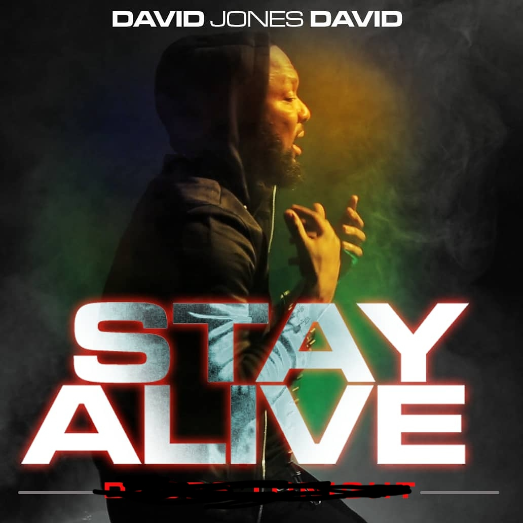 David Jones David - Stay Alive