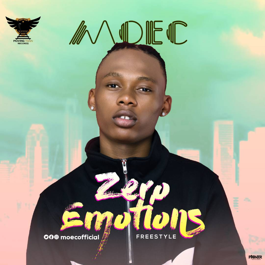 Moec - Zero Emotions (Freestyle)