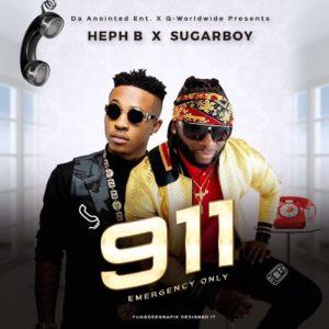 Heph B x Sugarboy- 911 (Emergency Only)