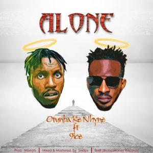 Otunba Ke Nhyne Ft 9ice - Alone