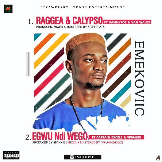 Emekoviic - Raggae Calypso & Egwu