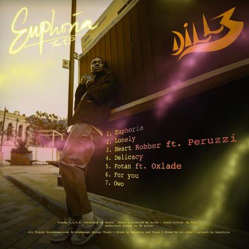 Dillz - Euphoria (EP)