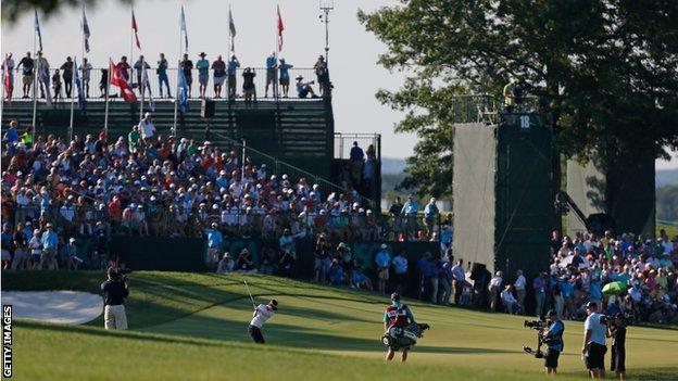 Trump National Stripped of 2022 US PGA Championship