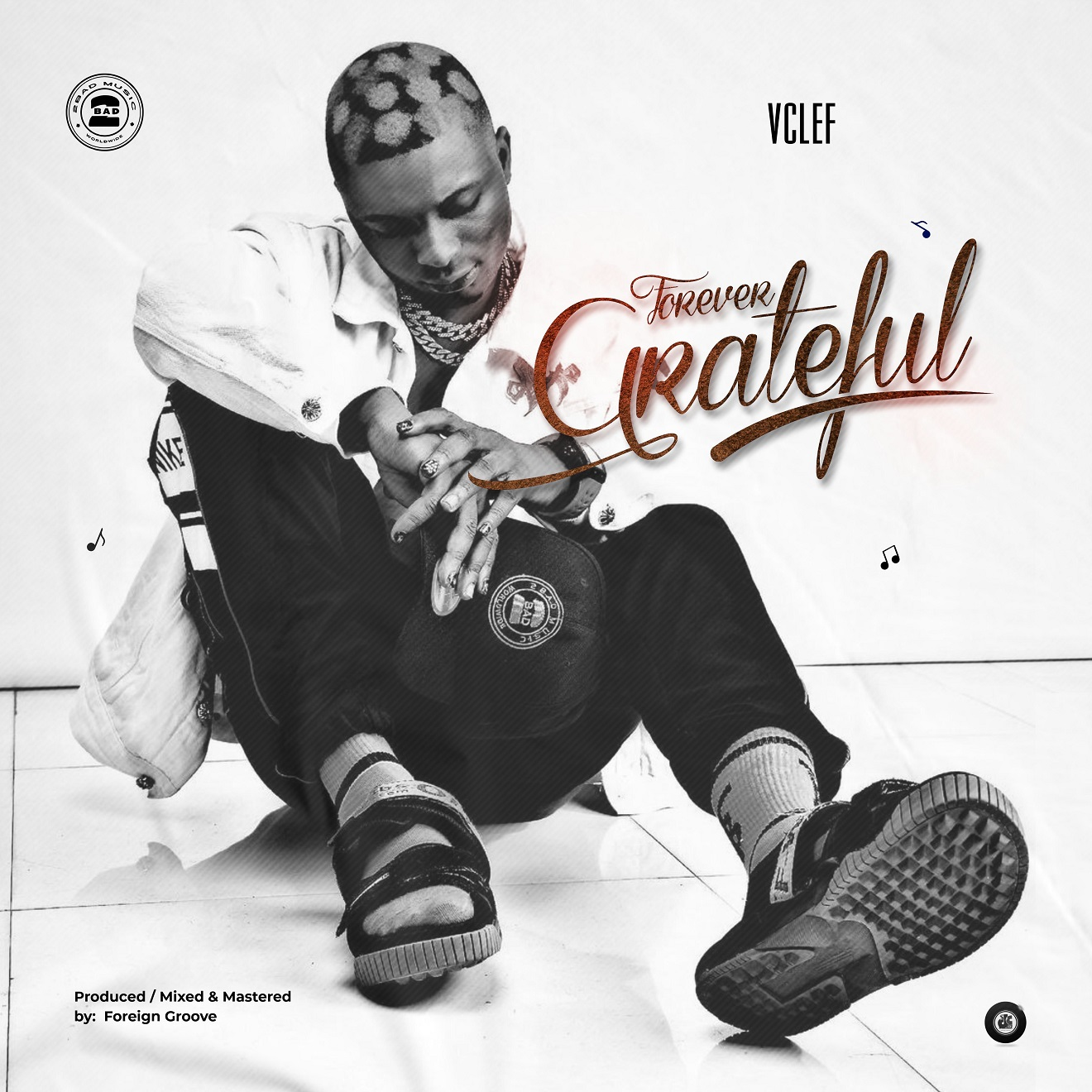 Vclef - Forever Grateful (Prod. Foreign groove)