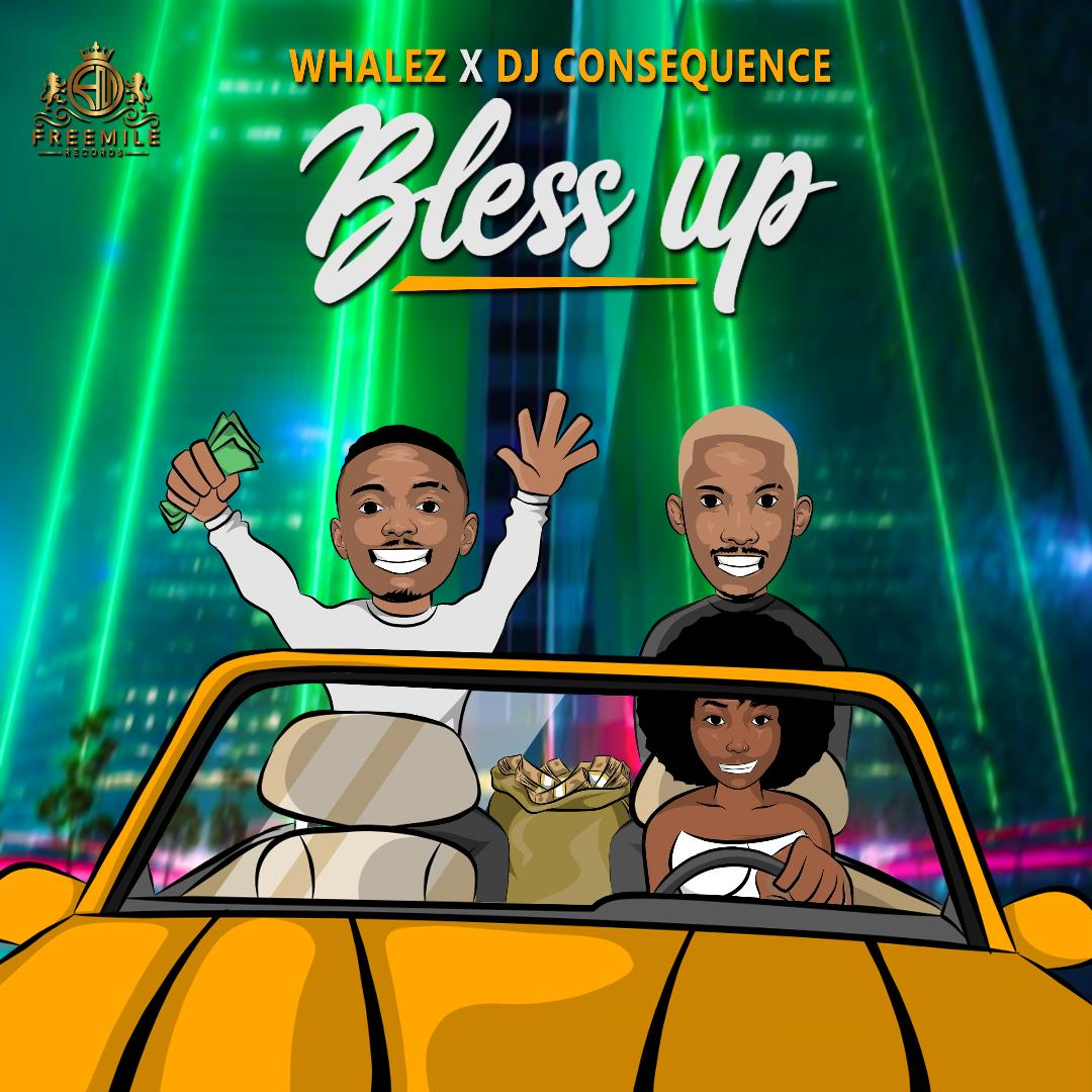 Whalez x DJ Consequence - Bless Up (prod. Blaise Beatz)