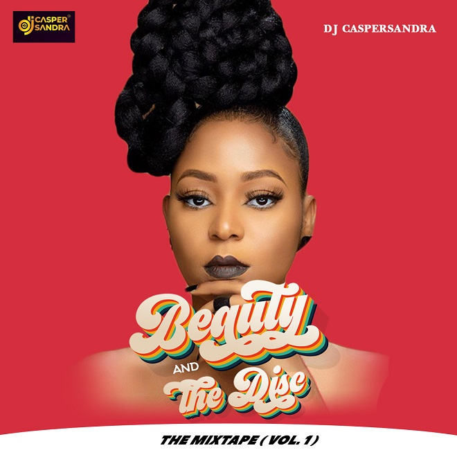 Dj Caspersandra - Beauty And The Disc (Vol 1)
