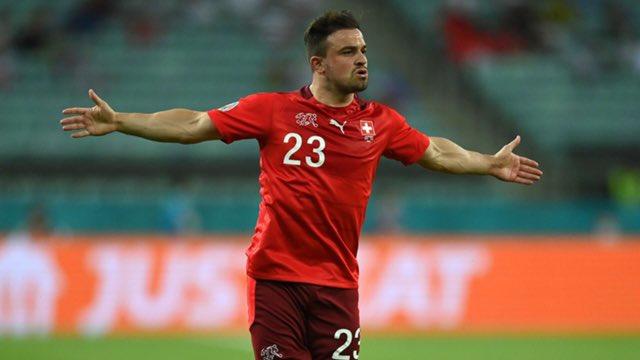 Switzerland Beat Turkey To Keep Hopes Alive